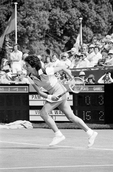 Grass Family「British Tennis Player Virginia Wade」:写真・画像(11)[壁紙.com]
