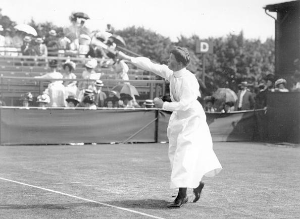テニス「Charlotte Sterry」:写真・画像(1)[壁紙.com]