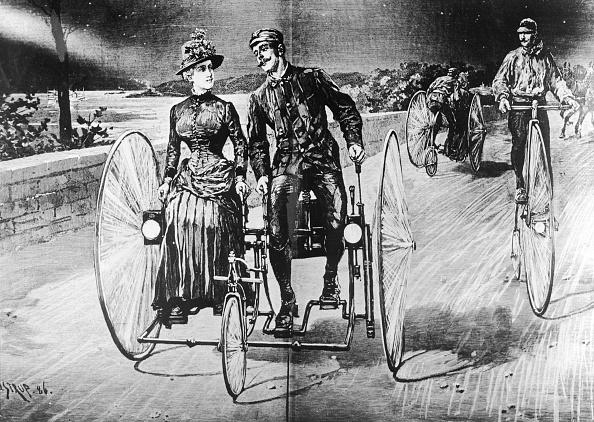 Tricycle「Moonlight Cyclists」:写真・画像(11)[壁紙.com]