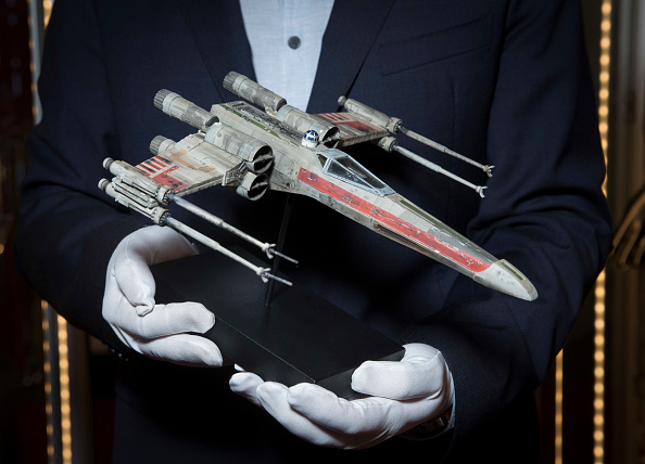 Star Wars Series「Rare Film and TV Memorabilia To Be Auctioned - Photocall」:写真・画像(6)[壁紙.com]
