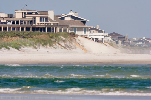 Cliff Dwelling「A photo of Topsail Island in Wrightsville」:スマホ壁紙(10)