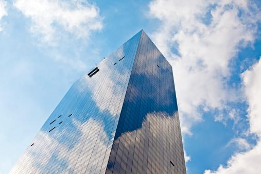 cloud「コーポレートオフィスビルディング、ニューヨーク市」:スマホ壁紙(17)