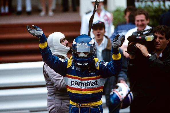 Grand Prix Motor Racing「Olivier Panis, Grand Prix Of Monaco」:写真・画像(8)[壁紙.com]