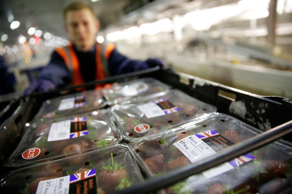 Sainsburys「Berry Good Sales Expected For Bank Holiday」:写真・画像(12)[壁紙.com]