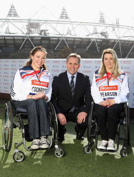 Hannah Cockroft「Sainsbury's Confirmed As Major British Athletics Partner」:写真・画像(12)[壁紙.com]
