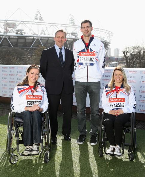 Hannah Cockroft「Sainsbury's Confirmed As Major British Athletics Partner」:写真・画像(9)[壁紙.com]
