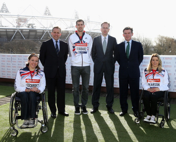 Hannah Cockroft「Sainsbury's Confirmed As Major British Athletics Partner」:写真・画像(10)[壁紙.com]