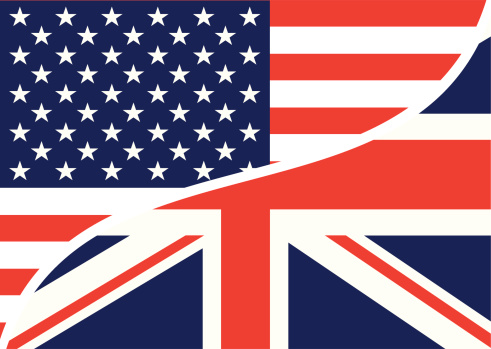 Union Jack「combined usa and british flags with stars and stripes」:スマホ壁紙(0)