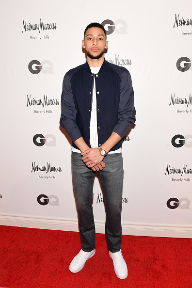 Fully Unbuttoned「Neiman Marcus x GQ All Star Weekend Event with Ben Simmons」:写真・画像(17)[壁紙.com]