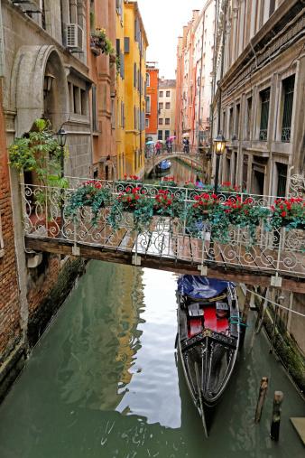 Gondola「Venice, old town of San Marco, Italy」:スマホ壁紙(5)