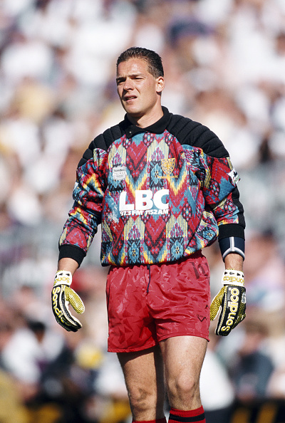 Soccer Uniform「Hans Segers Wimbledon AFC 1994」:写真・画像(3)[壁紙.com]