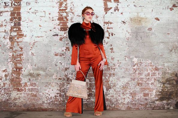 Slit - Clothing「Street Style - Mercedes-Benz Fashion Week Australia 2019」:写真・画像(4)[壁紙.com]