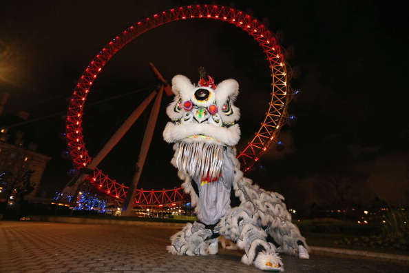 Chinese Culture「London Prepares To Celebrate Chinese New Year」:写真・画像(7)[壁紙.com]