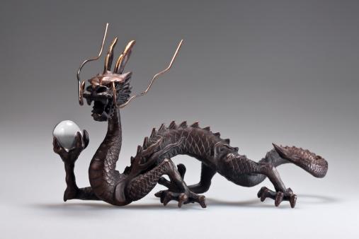 Antiquities「Chinese dragon statue」:スマホ壁紙(19)