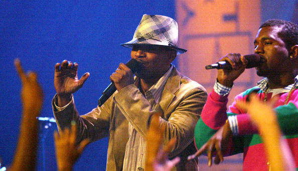 Kanye West - Musician「BET 106 And Park In Hollywood」:写真・画像(9)[壁紙.com]