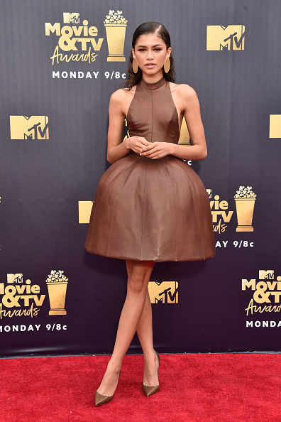 MTVムービーアワード「2018 MTV Movie And TV Awards - Arrivals」:写真・画像(5)[壁紙.com]