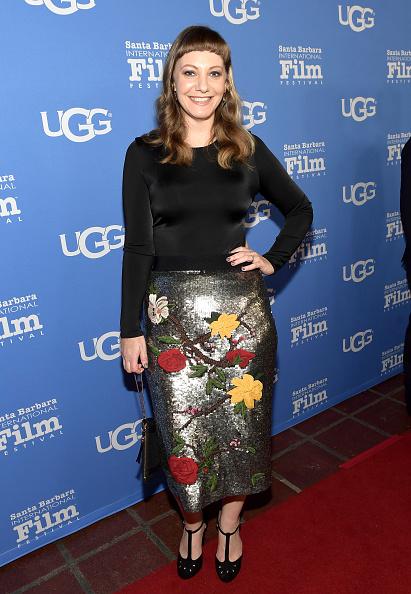 Sequin Skirt「The 33rd Santa Barbara International Film Festival - Virtuosos Award Presented By UGG」:写真・画像(19)[壁紙.com]