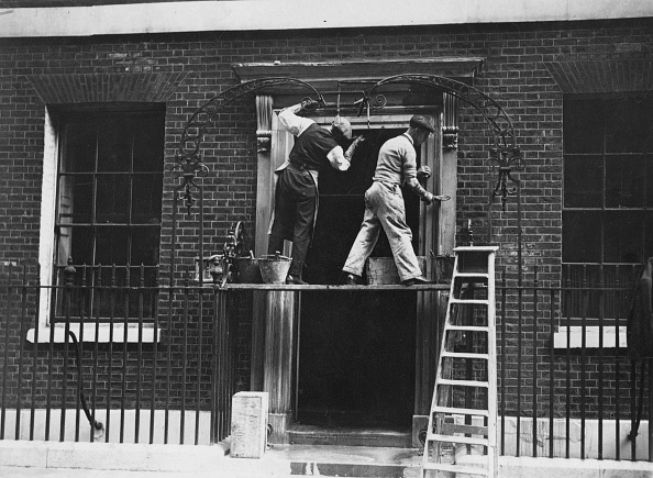 Door「Renovating 10 Downing Street」:写真・画像(12)[壁紙.com]