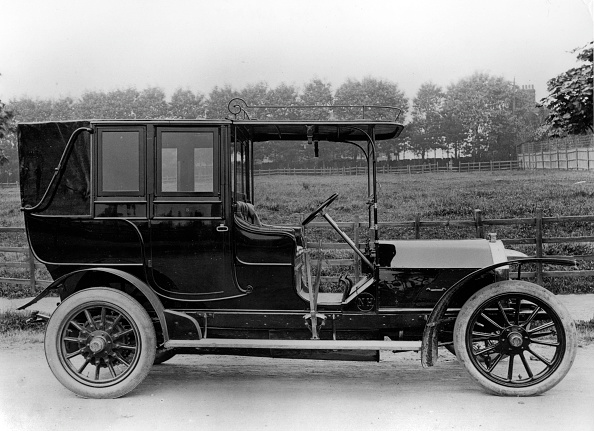 Edwardian Style「1909 Nagant - Hobson. Creator: Unknown.」:写真・画像(2)[壁紙.com]