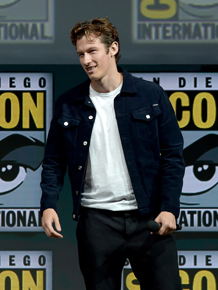 Fully Unbuttoned「Comic-Con International 2018 - Warner Bros. Theatrical Panel」:写真・画像(1)[壁紙.com]
