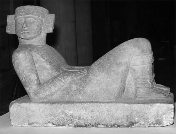 Sculpture「Chac-Mool」:写真・画像(6)[壁紙.com]