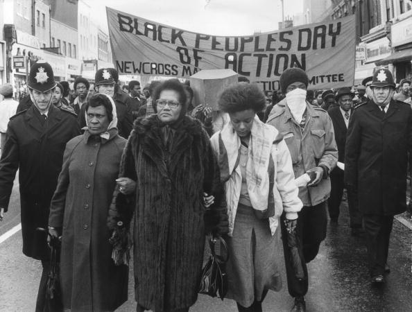 Black History in the UK「Black Protest」:写真・画像(0)[壁紙.com]