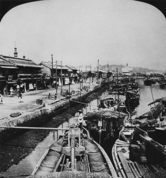 Yokohama「Boats In Yokohama」:写真・画像(18)[壁紙.com]