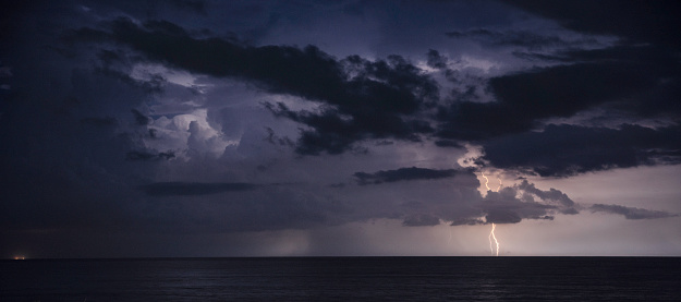 Lightning「Distant Thunder Storm」:スマホ壁紙(13)