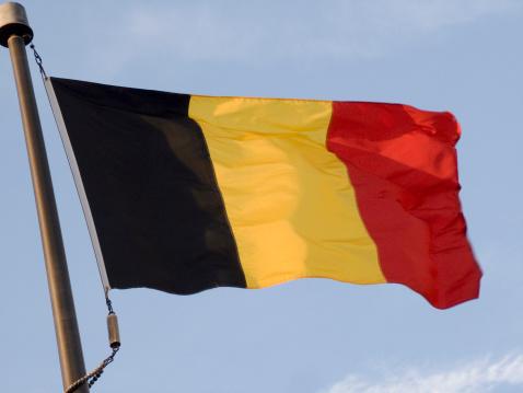 Pole「Belgian Flag」:スマホ壁紙(4)