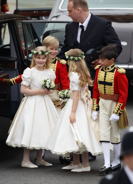 Tom Pettifer「Royal Wedding - Wedding Guests And Party Make Their Way To Westminster Abbey」:写真・画像(19)[壁紙.com]