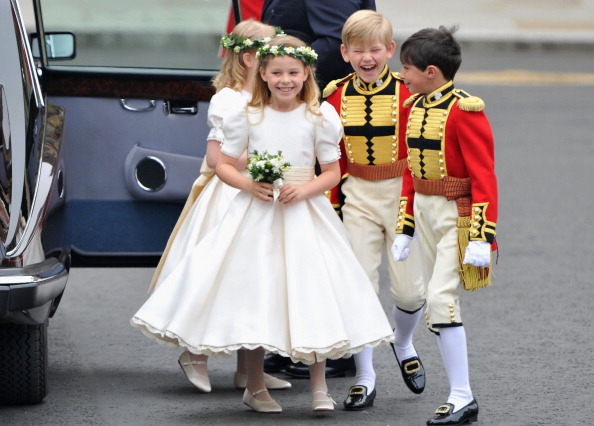 Tom Pettifer「Royal Wedding - Wedding Guests And Party Make Their Way To Westminster Abbey」:写真・画像(7)[壁紙.com]