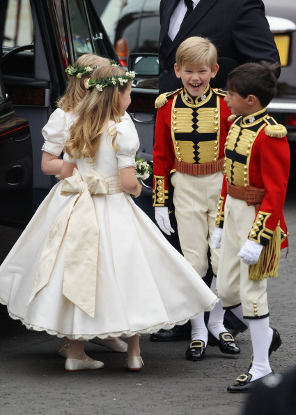 Tom Pettifer「Royal Wedding - Wedding Guests And Party Make Their Way To Westminster Abbey」:写真・画像(18)[壁紙.com]