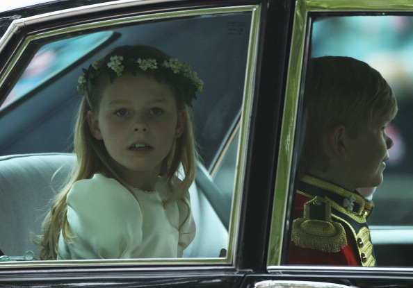 Tom Pettifer「Royal Wedding - Wedding Guests And Party Make Their Way To Westminster Abbey」:写真・画像(6)[壁紙.com]
