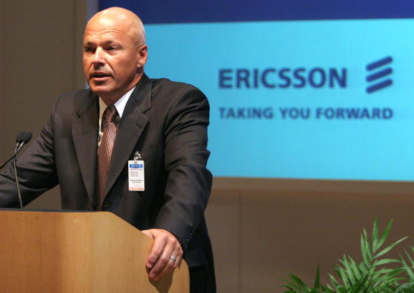Conference Phone「Ericsson And Cingular Wireless Announce Joint Initiative」:写真・画像(3)[壁紙.com]