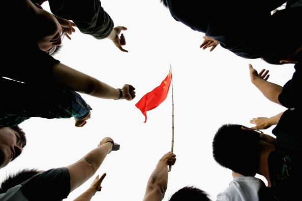 Patriotism「People Celebrate National Day」:写真・画像(1)[壁紙.com]