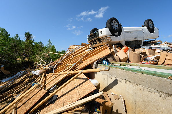 Missouri「Tornado Causes Extensive Damage In Jefferson City, Missouri」:写真・画像(9)[壁紙.com]