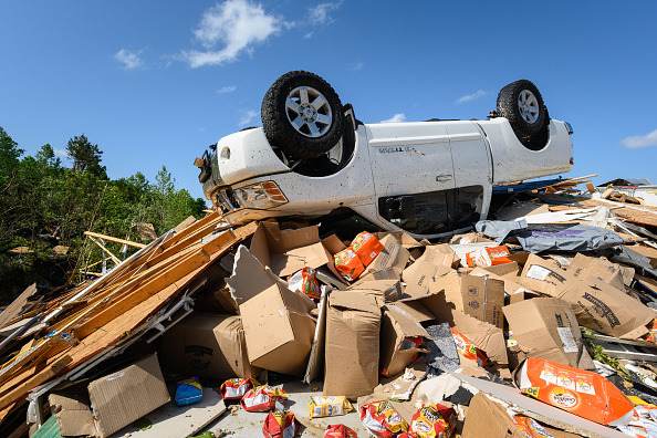 Missouri「Tornado Causes Extensive Damage In Jefferson City, Missouri」:写真・画像(18)[壁紙.com]