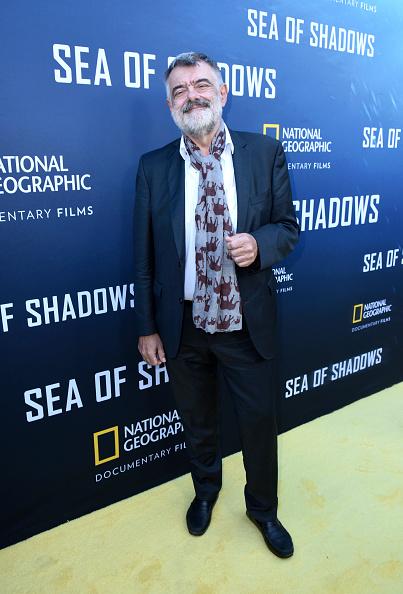 "Black Shoe「National Geographic Documentary Films' ""SEA OF SHADOWS"" Los Angeles Premiere」:写真・画像(5)[壁紙.com]"