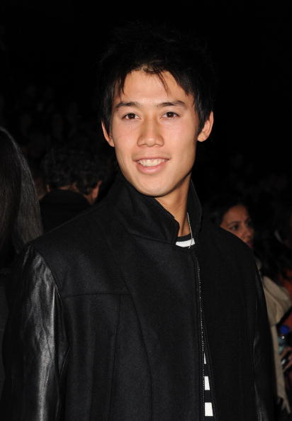 錦織 圭「Y-3 Autumn/Winter 2010-11 MBFW - Front Row」:写真・画像(0)[壁紙.com]