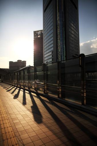 Shiodome「Tokyo city landscape」:スマホ壁紙(13)