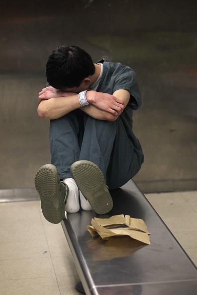 Arizona「Undocumented Immigrants Await Deportation At Arizona Detention Centers」:写真・画像(18)[壁紙.com]