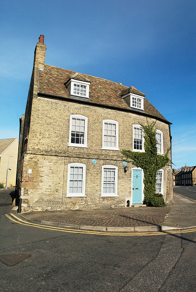 Townhouse「18th Century townhouse, Ely, Cambridgeshire, UK」:写真・画像(6)[壁紙.com]