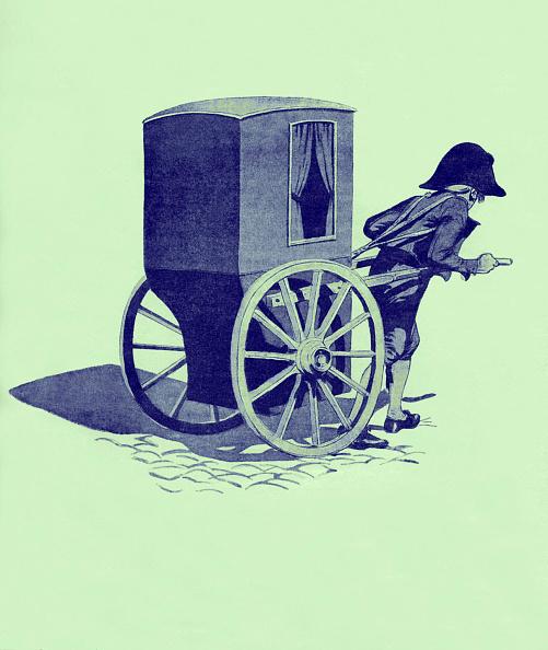 Vinaigrette Dressing「18th century vinaigrette (two wheeled carriage)」:写真・画像(1)[壁紙.com]