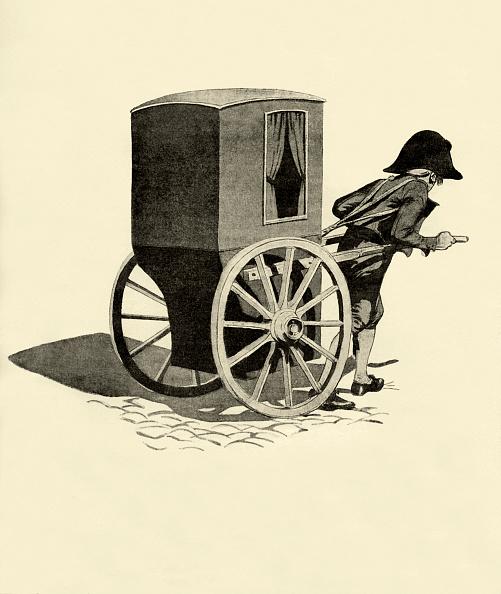 Vinaigrette Dressing「18th century vinaigrette (two wheeled ca」:写真・画像(7)[壁紙.com]