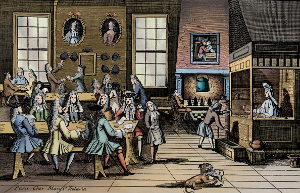 18th Century「18th century Coffee House」:写真・画像(16)[壁紙.com]