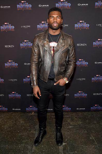 Awe「Marvel Studios Black Panther Welcome To Wakanda New York Fashion Week Showcase」:写真・画像(9)[壁紙.com]