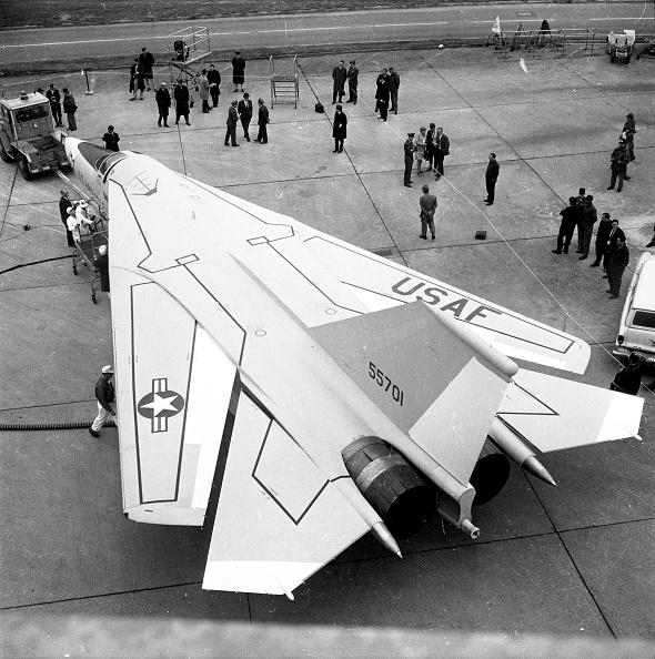 Douglas Miller「USAF Jet Fighter」:写真・画像(5)[壁紙.com]