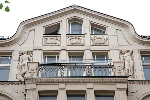 Art Nouveau「Haus Hillbrich」:写真・画像(8)[壁紙.com]