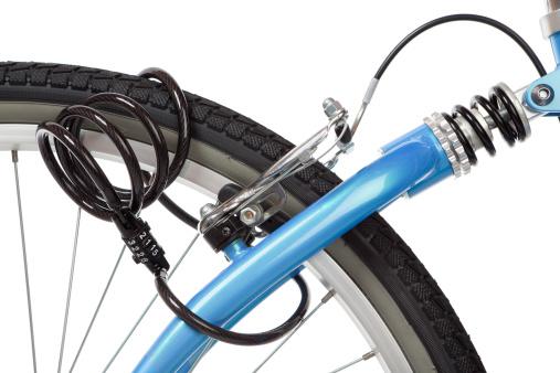 Combination Lock「Locked Bicycle」:スマホ壁紙(15)