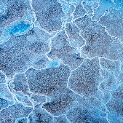 Tatio Geysers「Salt Textures, Tatio Geysers, Atacama Desert」:スマホ壁紙(5)